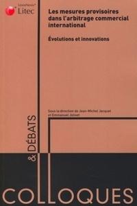 Ucareoutplacement.be Les mesures provisoires dans l'arbitrage commercial international : évolutions et innovations Image