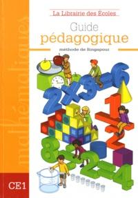 Jean-Michel Jamet et Lucile Galliot - Guide pédagogique CE1.