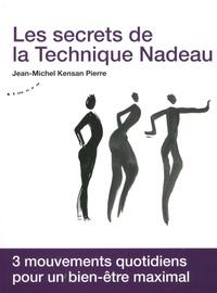 Les secrets de la Technique Nadeau - Méthode canadienne de régénération holistique.pdf