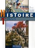 Jean-Michel Lambin et Catherine Cassagne - Histoire 1e ES/L/S.