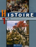 Jean-Michel Lambin et Catherine Cassagne - Histoire 1e S.