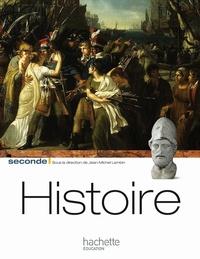 Jean-Michel Lambin - Histoire 2e.