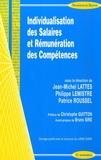 Jean-Michel Lattes et Philippe Lemistre - Individualisation des Salaires et Rémunération des Compétences.