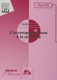 Jean-Michel Le Bail - L'accompagnement à la scolarité.