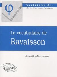 Le vocabulaire de Ravaisson.pdf
