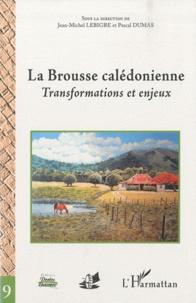 Jean-Michel Lebigre et Pascal Dumas - La Brousse calédonienne - Transformations et enjeux.