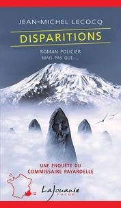 Jean-Michel Lecocq - Disparitions.