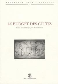 Jean-Michel Leniaud - Le budget des cultes.