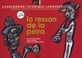 Jean-Michel Lhubac et Josiane Ubaud - L'écho de la prière - Chansonnier totémique languedocien Volume 2, Une année en chansons pour les 6/10 ans. 2 CD audio