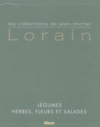 Era-circus.be Les collections de Jean-Michel Lorain en 2 tomes : Tome1, Herbes, fleurs et salades ; Tome 2, Légumes Image