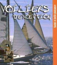 Jean-Michel Luquet et Jean-François Anème - Voiliers d'exception - Yachts et belle plaisance.