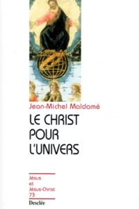 LE CHRIST POUR LUNIVERS. Pour une collaboration entre science et foi.pdf