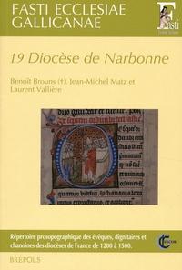 Jean-Michel Matz et Laurent Vallière - Diocèse de Narbonne.
