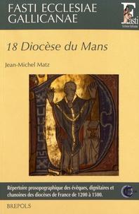 Jean-Michel Matz - Diocèse du Mans.