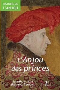 Rhonealpesinfo.fr Histoire de l'Anjou - Tome 2, L'Anjou des Princes (fin IXe-XVe siècle) Image