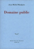 Jean-Michel Maulpoix - Domaine public.