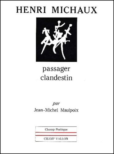 Jean-Michel Maulpoix - .