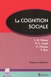 Jean-Michel Mazaux et P-A Joseph - La cognition sociale.