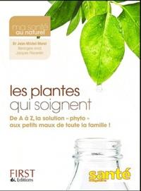 Jean-Michel Morel et Bérangère Amal - Je me soigne avec les plantes.