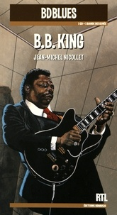 Jean-Michel Nicollet - B.B King. 1 CD audio
