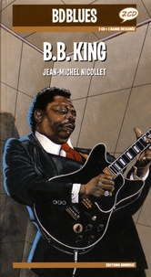 Jean-Michel Nicollet - BB King. 2 CD audio