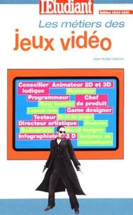 Jean-Michel Oullion - Les métiers des jeux vidéo.