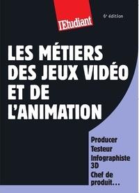 Jean-Michel Oullion - METIER  : Les métiers des jeux vidéos et de l'animation.