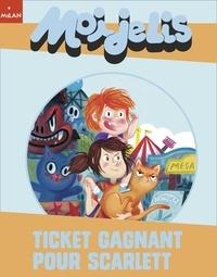 Mélanie Allag et Jean-Michel Payet - Ticket gagnant pour Scarlett.