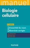 Jean-Michel Petit et Sébastien Arico - Mini manuel de biologie cellulaire - Cours + QCM/QROC.