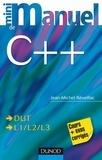 Jean-Michel Réveillac - Mini-manuel de C++ - Cours + Exos corrigés.
