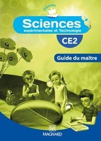 Jean-Michel Rolando et Patrick Pommier - Sciences expérimentales et technologie CE2 - Guide du maître.