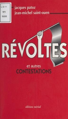 Almanach des révoltes et autres contestations