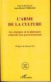 Jean-Michel Tobelem - L'arme de la culture - Les stratégies de la diplomatie culturelle non gouvernementale.