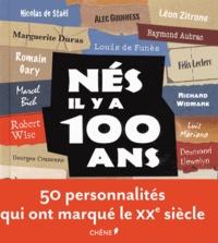 Jean-Michel Ulmann et Marc Vialin - Nés il y a 100 ans.