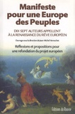 Jean-Michel Vernochet - Manifeste pour une Europe des peuples - Réflexions et propositions pour une refondation du projet européen.
