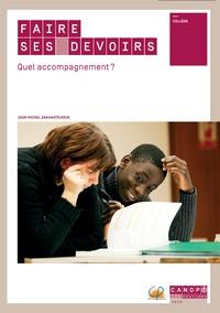 Faire ses devoirs - Quel accompagnement ?.pdf