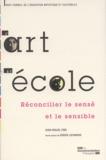Jean-Miguel Pire et Didier Lockwood - L'art à l'école - Réconcilier le sensé et le sensible.