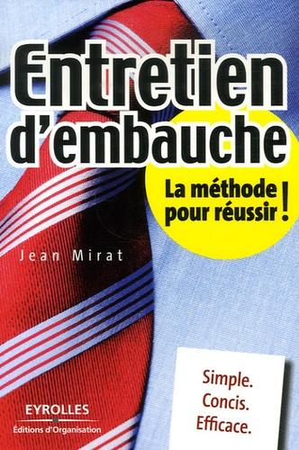 Jean Mirat - L'entretien d'embauche.