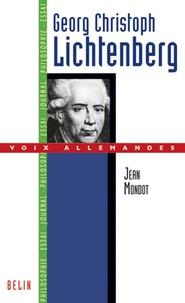 Jean Mondot - Georg Christoph Lichtenberg.