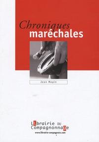 Deedr.fr Chroniques maréchales Image