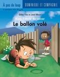 Jean Morin et Gilles Tibo - Kino, l'étoile du soccer  : Le ballon volé.