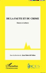 De la faute au crime - Natures et cultures.pdf