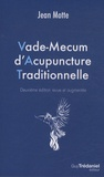Jean Motte - Vade-mecum d'acupuncture traditionnelle.