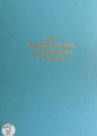 Jean Moulin et René Bail - Les Porte-avions Clemenceau et Foch.