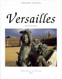 Jean Mounicq et Claire Constans - Versailles.