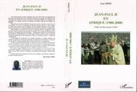 Jean Mpisi - Jean-paul ii en afrique (1980-2000).