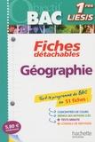 Jean Muracciole - Géographie 1e L/ES/S - Fiches détachables.
