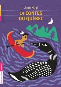 Deedr.fr 14 contes du Québec Image