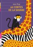 Jean Muzi - 26 contes de la savane.