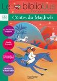 Jean Muzi et Tony Barton - Le Bibliobus n° 30 CE2 - Contes du Maghreb.